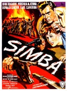 Simba - French Movie Poster (xs thumbnail)
