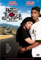 Poetic Justice - DVD cover (xs thumbnail)