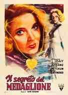 The Locket - Italian Movie Poster (xs thumbnail)