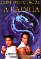 """Mortal Kombat: Conquest"" - Portuguese DVD cover (xs thumbnail)"