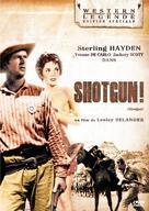 Shotgun - French DVD movie cover (xs thumbnail)