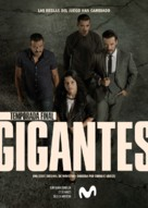 """Gigantes"" - Spanish Movie Poster (xs thumbnail)"