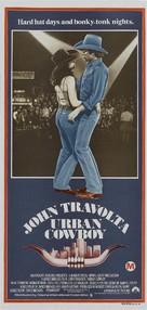 Urban Cowboy - Australian Movie Poster (xs thumbnail)