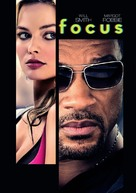 Focus - DVD movie cover (xs thumbnail)