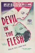 Le diable au corps - Movie Poster (xs thumbnail)