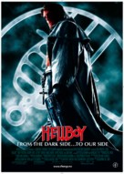 Hellboy - Norwegian Movie Poster (xs thumbnail)