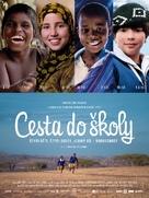Sur le chemin de l'école - Czech Movie Poster (xs thumbnail)