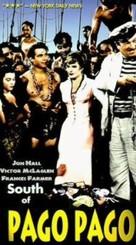 South of Pago Pago - VHS cover (xs thumbnail)