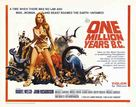 One Million Years B.C. - Movie Poster (xs thumbnail)