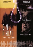 The Jack Bull - Spanish Movie Cover (xs thumbnail)