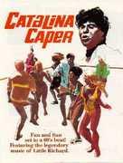 Catalina Caper - DVD cover (xs thumbnail)
