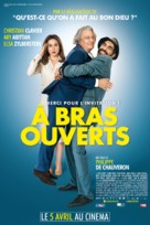 À bras ouverts - Belgian Movie Poster (xs thumbnail)