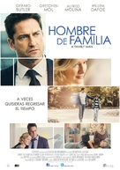 A Family Man - Mexican Movie Poster (xs thumbnail)