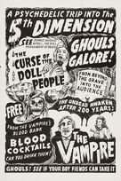 Vampiro, El - Combo poster (xs thumbnail)