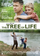 The Tree of Life - German Movie Poster (xs thumbnail)