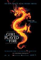 Flickan som lekte med elden - Movie Poster (xs thumbnail)