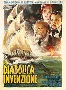 Vynález zkázy - Italian Movie Poster (xs thumbnail)