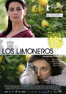 Etz Limon - Spanish Movie Poster (xs thumbnail)