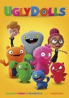 UglyDolls - Slovak DVD movie cover (xs thumbnail)