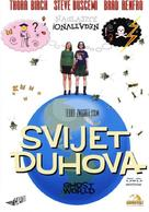 Ghost World - Croatian Movie Cover (xs thumbnail)