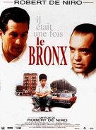 A Bronx Tale - French Movie Poster (xs thumbnail)