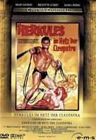 Sansone - German DVD movie cover (xs thumbnail)