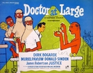 Doctor at Large - British Movie Poster (xs thumbnail)