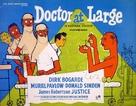 Doctor at Large - British Movie Poster (xs thumbnail)