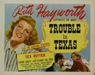 Trouble in Texas - Re-release poster (xs thumbnail)