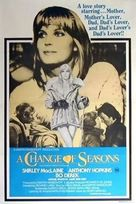 A Change of Seasons - Australian Movie Poster (xs thumbnail)