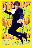 Austin Powers: International Man of Mystery - Movie Poster (xs thumbnail)
