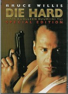 Die Hard - Finnish DVD movie cover (xs thumbnail)