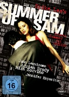 Summer Of Sam - German DVD cover (xs thumbnail)