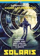Solyaris - Italian DVD movie cover (xs thumbnail)