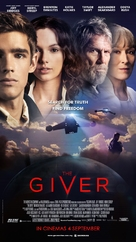 The Giver - Malaysian Movie Poster (xs thumbnail)