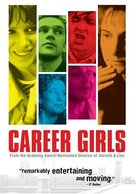 Career Girls - DVD movie cover (xs thumbnail)