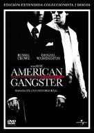 American Gangster - Spanish DVD cover (xs thumbnail)