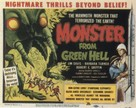 Monster from Green Hell - Theatrical movie poster (xs thumbnail)