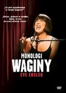The Vagina Monologues - Polish Movie Cover (xs thumbnail)