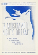 A Midsummer Night's Dream - Movie Poster (xs thumbnail)