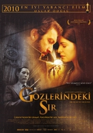 El secreto de sus ojos - Turkish Movie Poster (xs thumbnail)