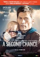 En chance til - French Movie Poster (xs thumbnail)