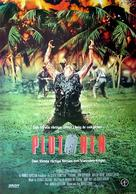 Platoon - Swedish Movie Poster (xs thumbnail)