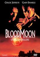 Bloodmoon - German Movie Cover (xs thumbnail)