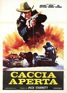 A Small Town in Texas - Italian Movie Poster (xs thumbnail)
