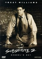 The Substitute 2: School's Out - Movie Cover (xs thumbnail)