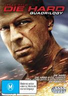 Die Hard - Australian DVD cover (xs thumbnail)