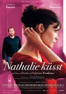 La délicatesse - German Movie Poster (xs thumbnail)