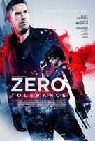 Zero Tolerance - Movie Poster (xs thumbnail)