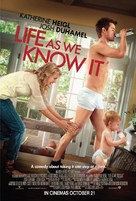 Life as We Know It - Malaysian Movie Poster (xs thumbnail)